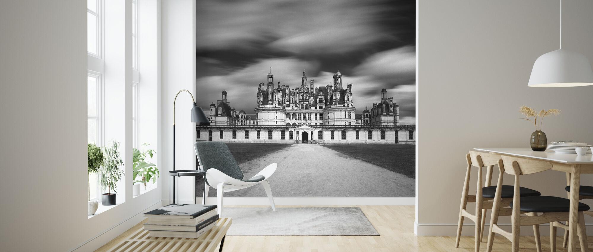 Chambord - Wallpaper - Living Room