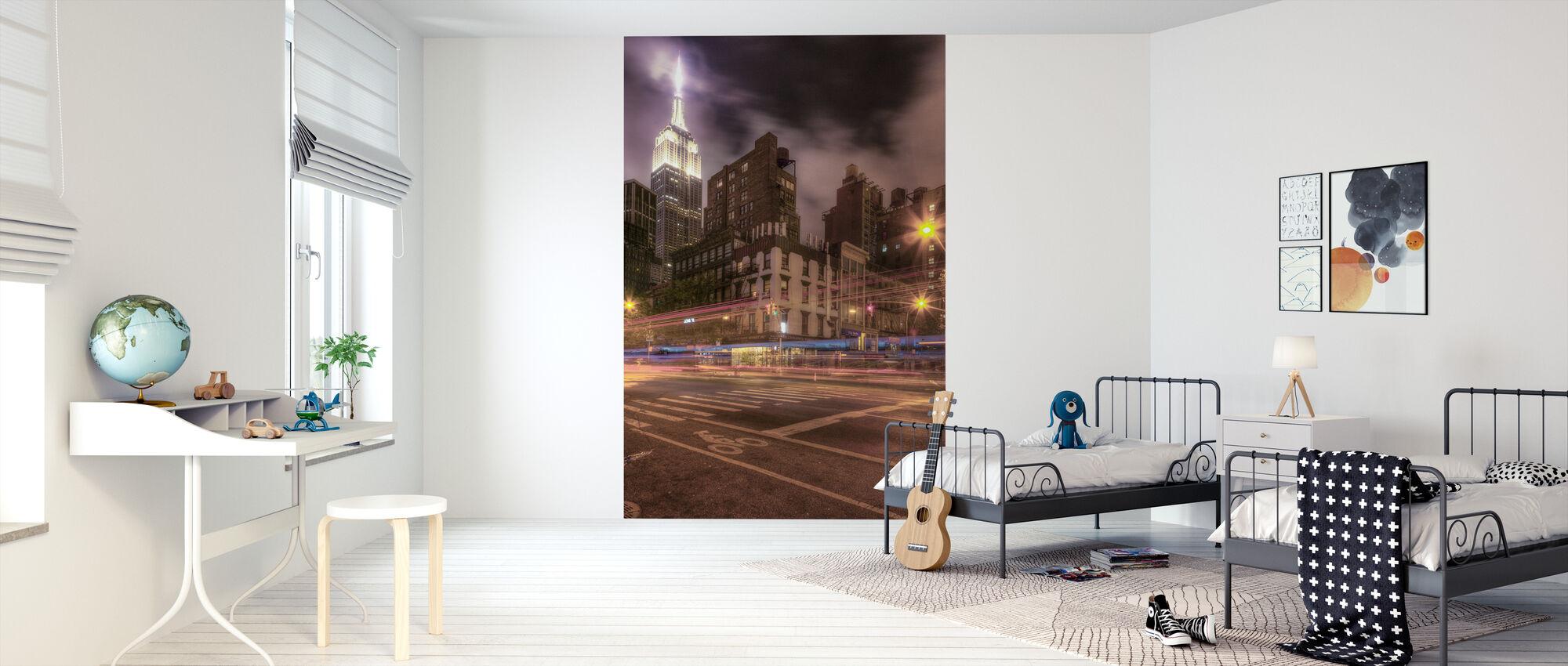 Gotham City - Wallpaper - Kids Room