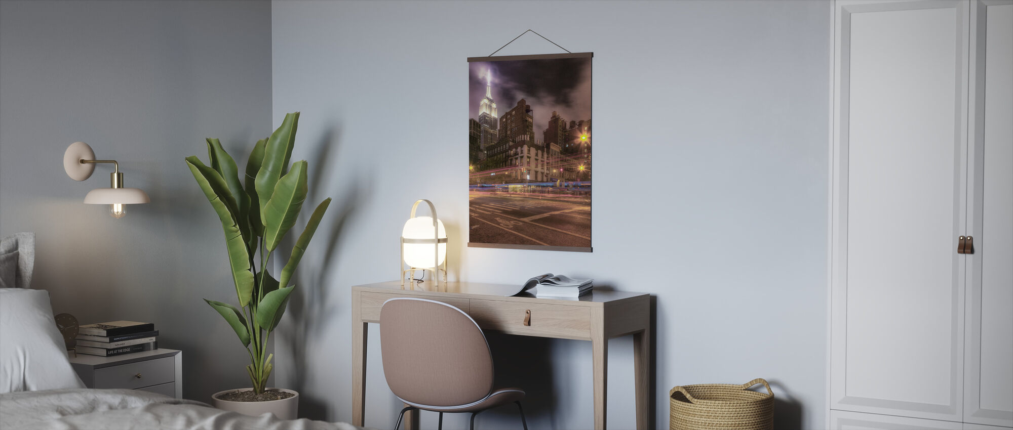 Gotham City - Poster - Office