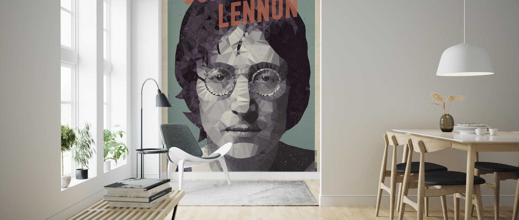 Imagine - Wallpaper - Living Room