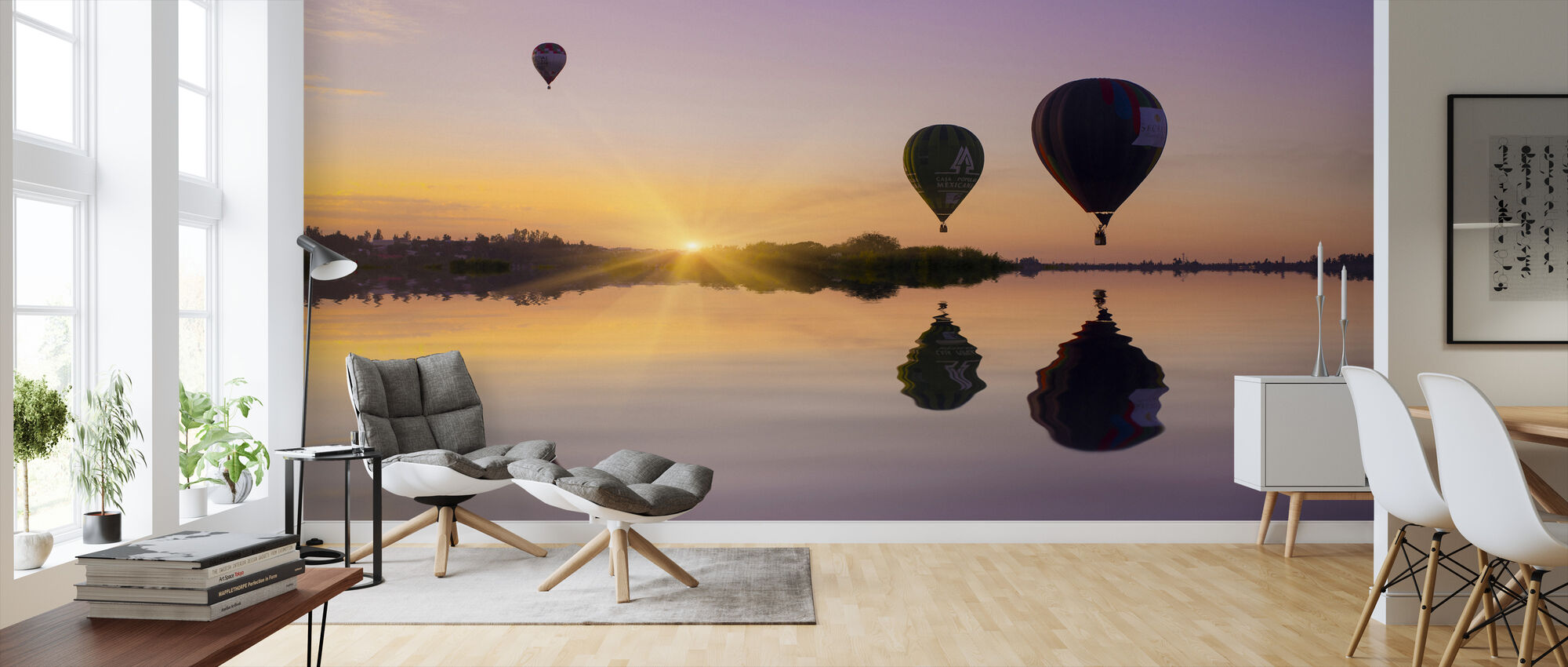 Love is in the Air - Wallpaper - Living Room
