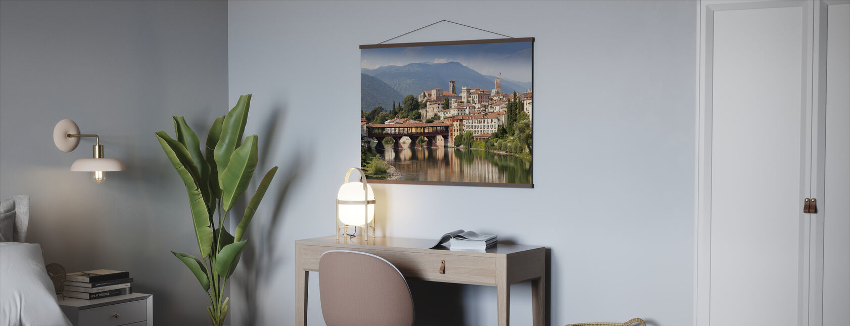 Walls and Bridges - Poster - Office