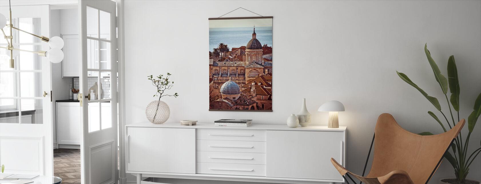 Dubrovnik - Poster - Living Room
