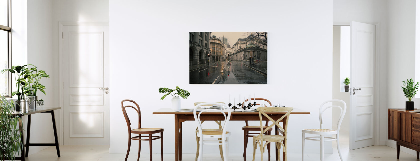 Skyfall - Canvas print - Kitchen