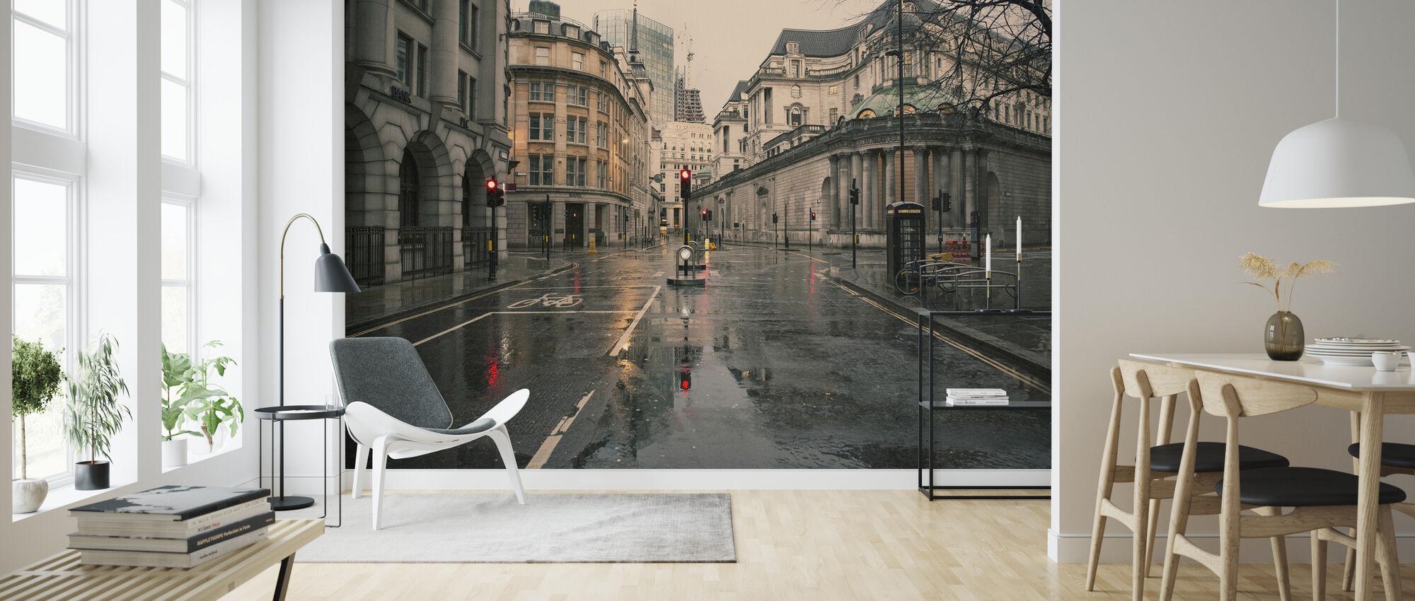 Skyfall - Wallpaper - Living Room