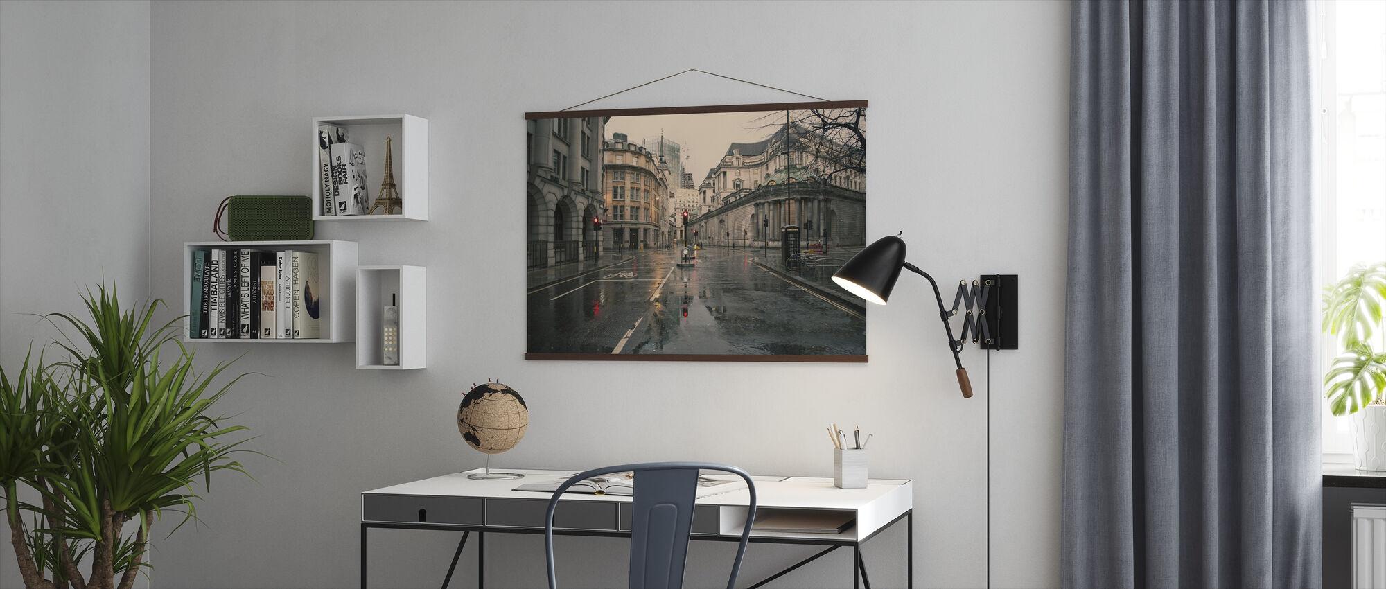 Skyfall - Poster - Office
