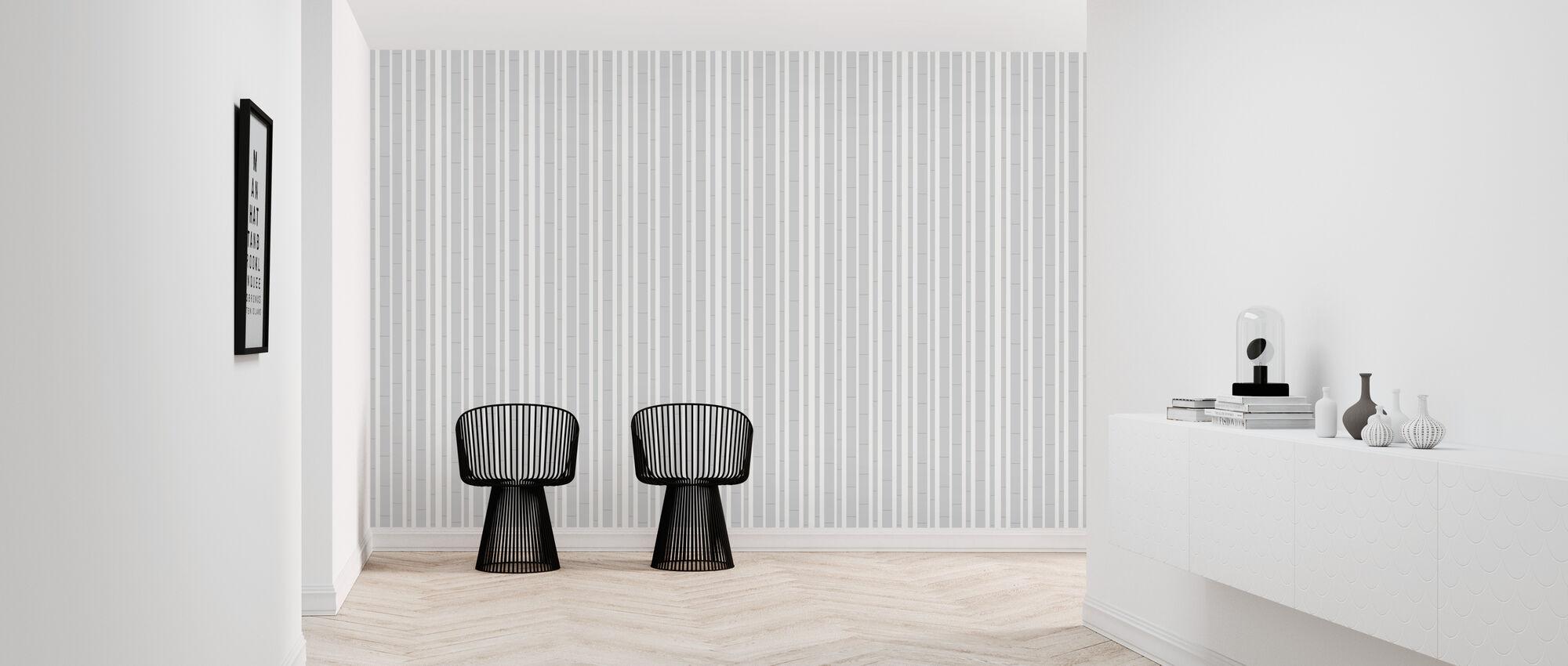 Bambu Grey Wyjątkowa Tapeta Wysokiej Jakości Photowall