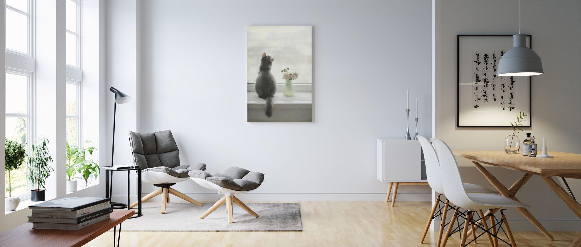 Kitty Drömmer - Canvastavla - Vardagsrum
