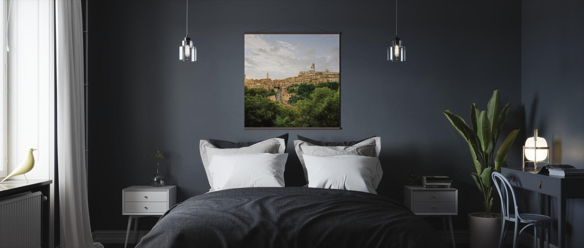 Siena - Poster - Bedroom