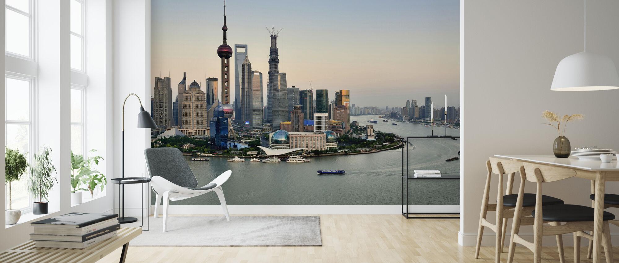 Pearl - Wallpaper - Living Room