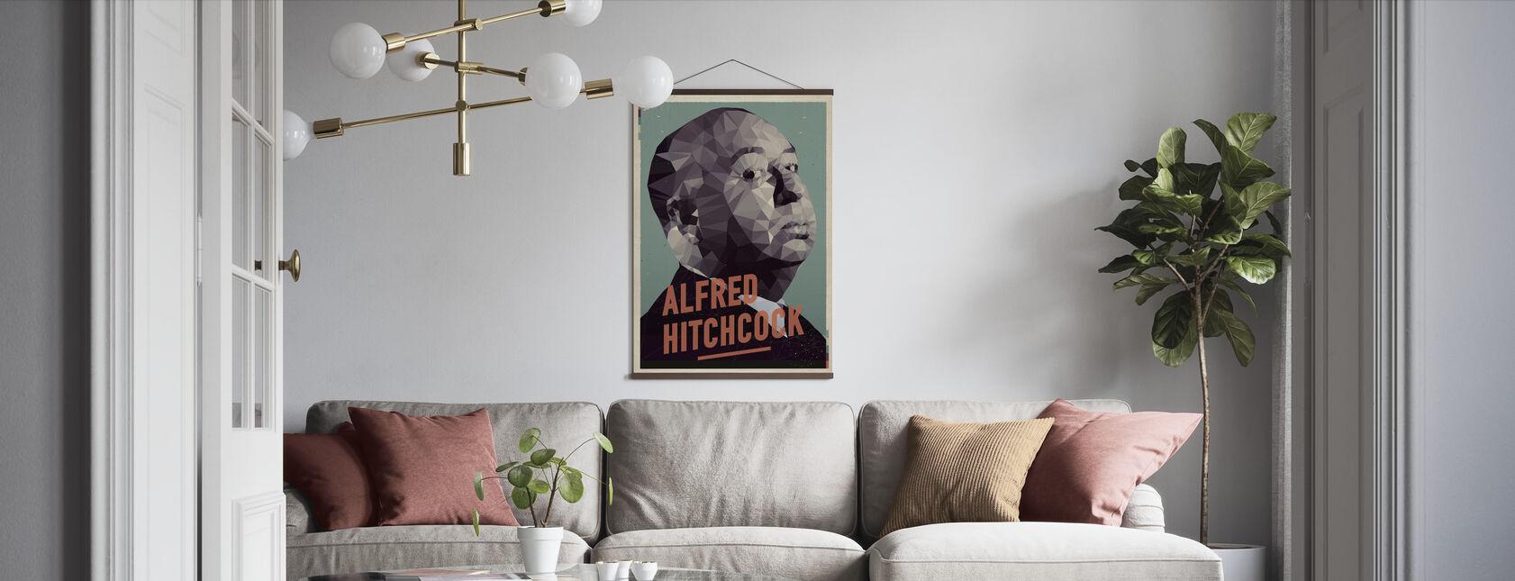 Psycho - Poster - Living Room
