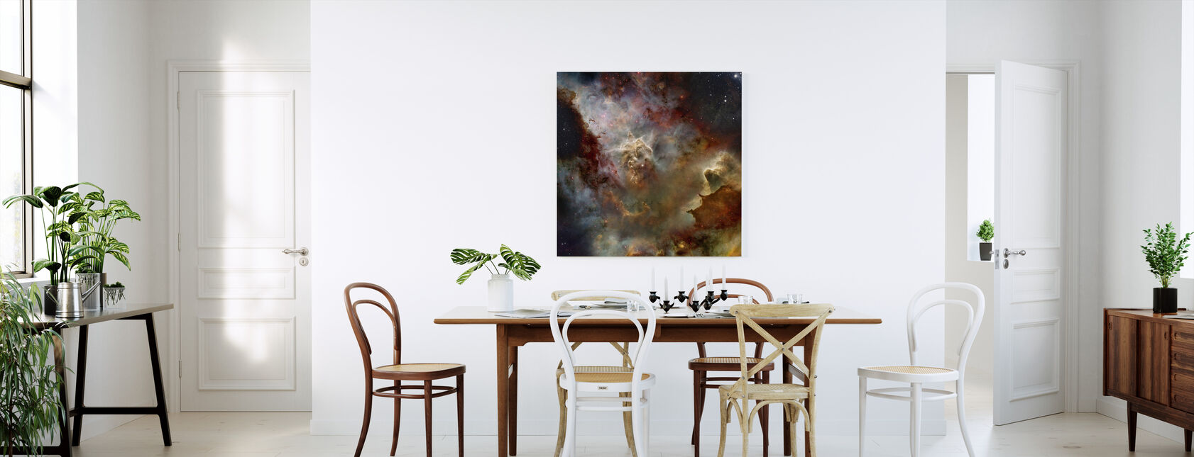 Astronomi og rum