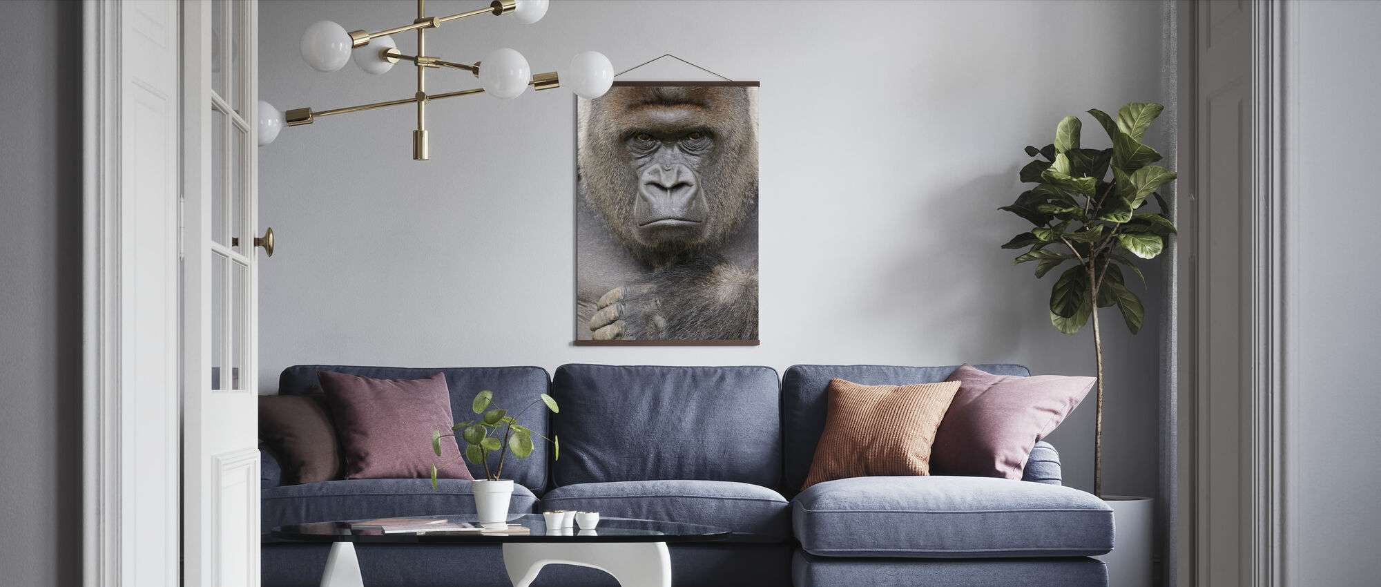 Bepaald - Poster - Woonkamer