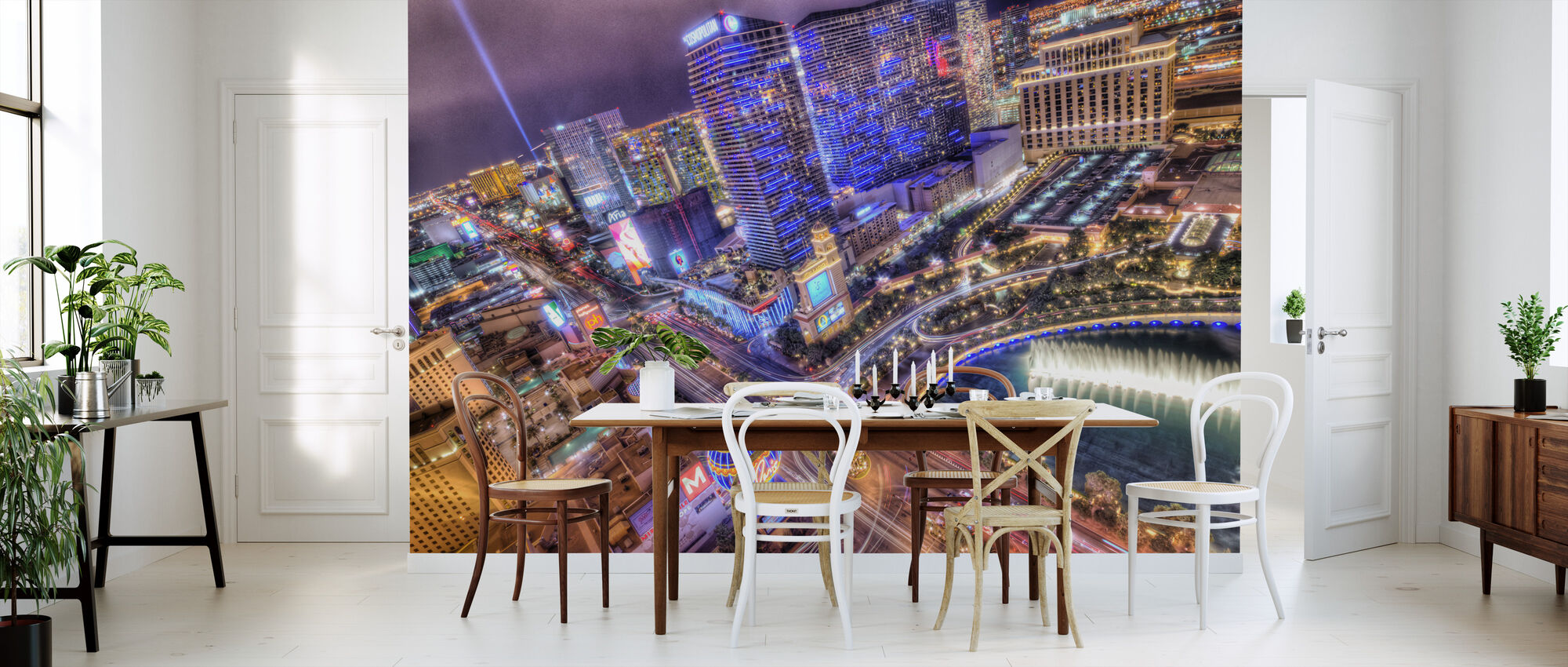 Vegas - Wallpaper - Kitchen