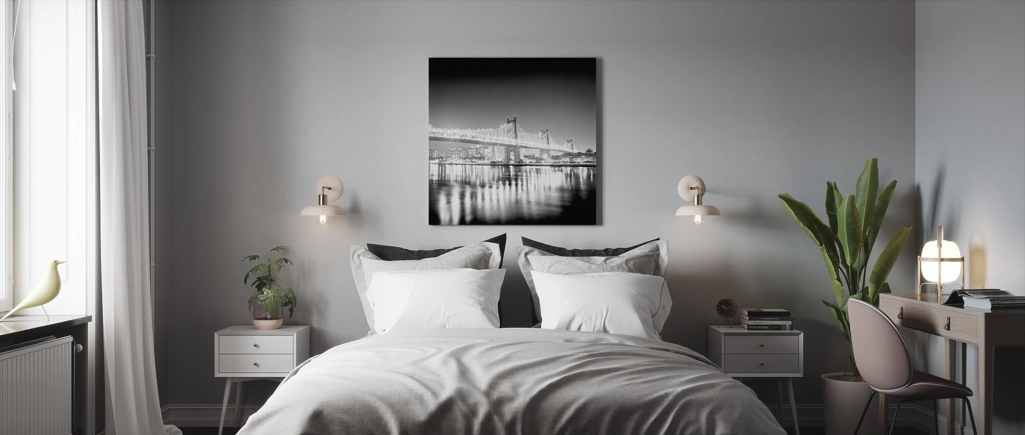 Queensborough Bridge - Canvas print - Bedroom