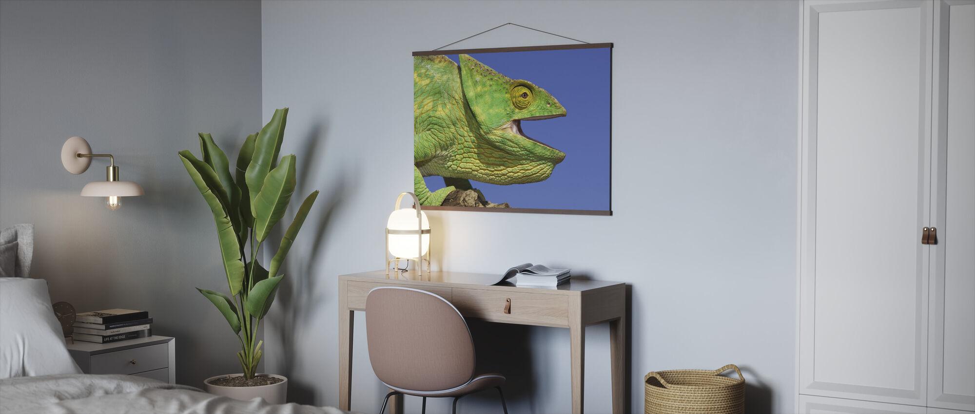 Parsons kameleont - Poster - Kontor