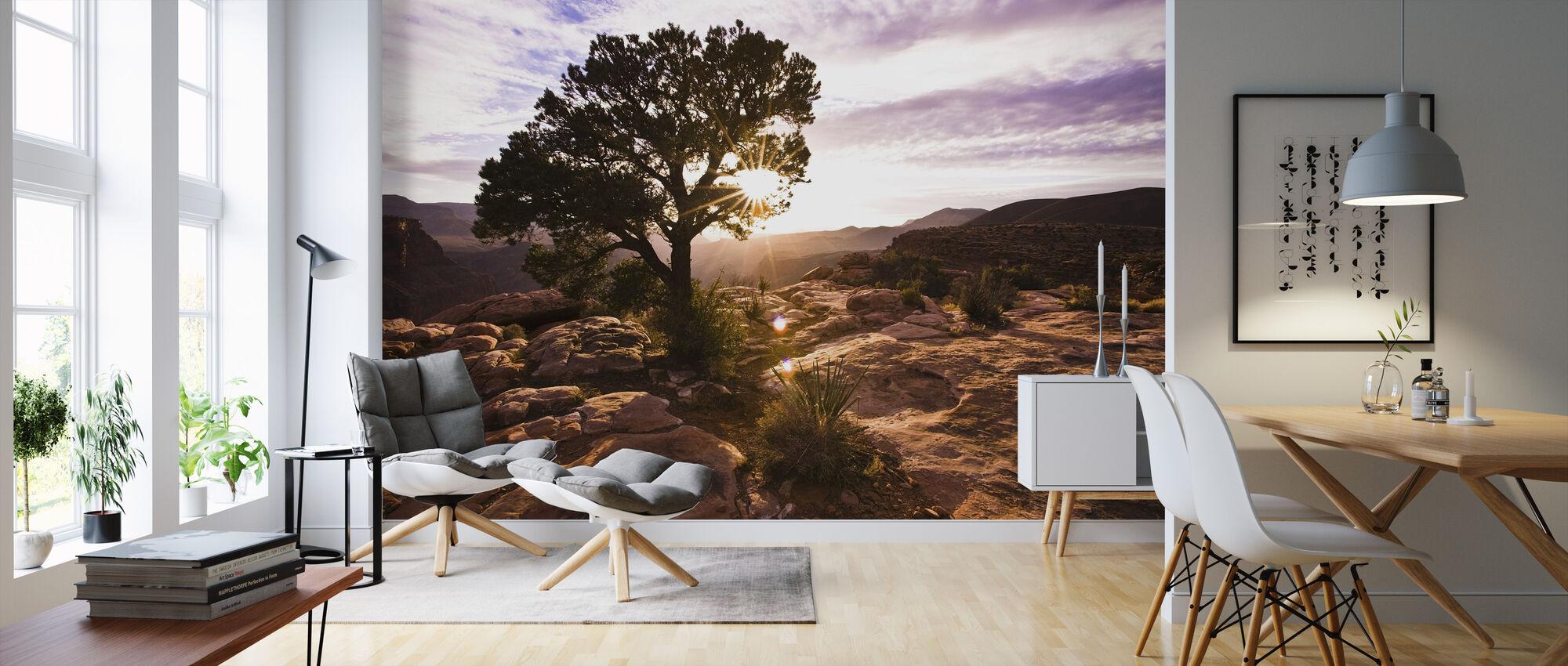 Toroweap Overlook - Wallpaper - Living Room