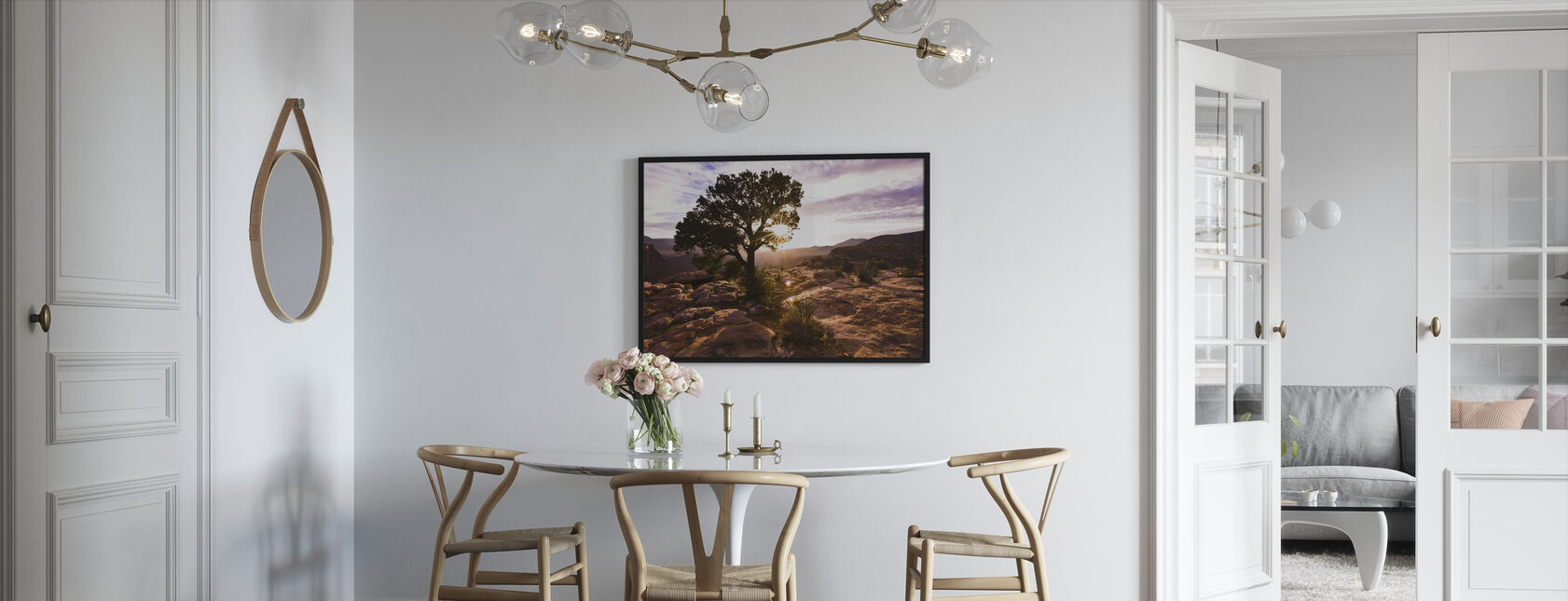 Toroweap Overlook - Framed print - Kitchen