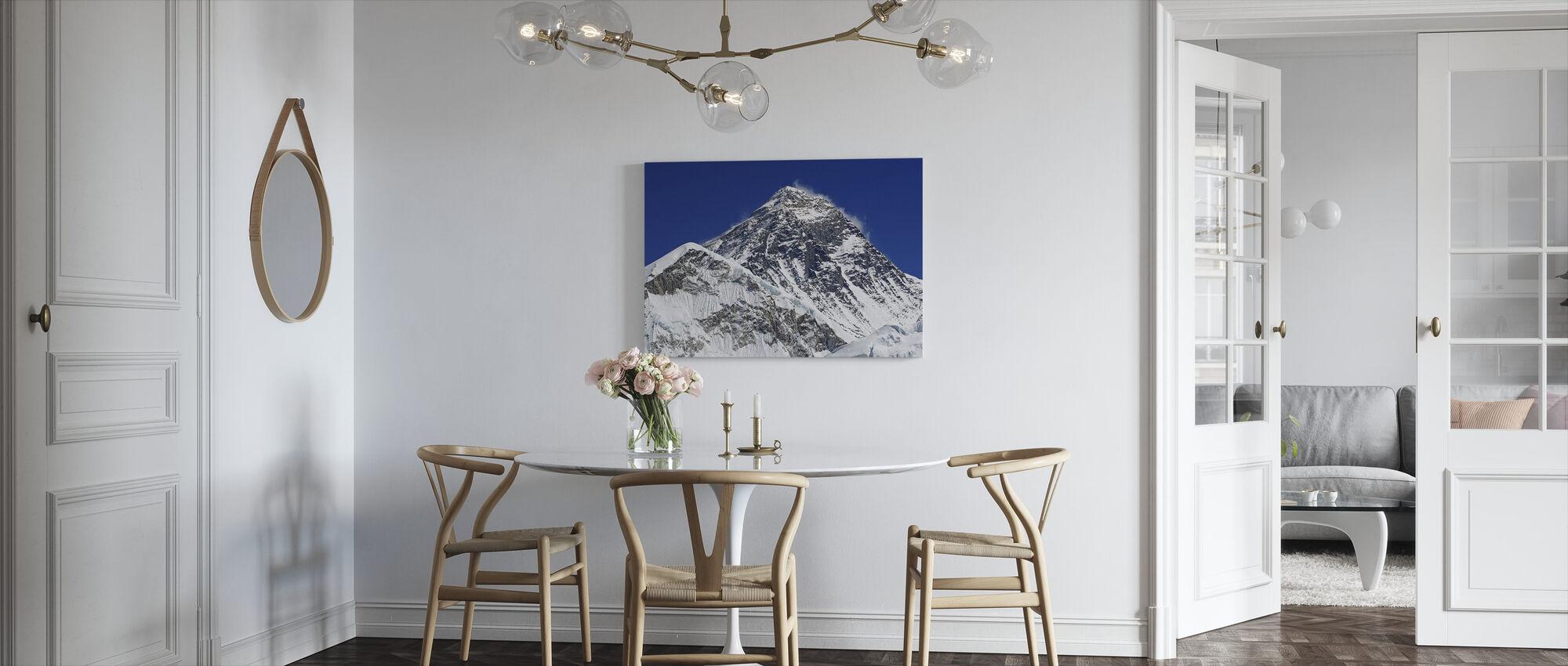 Mt Everest - Canvas print - Keuken