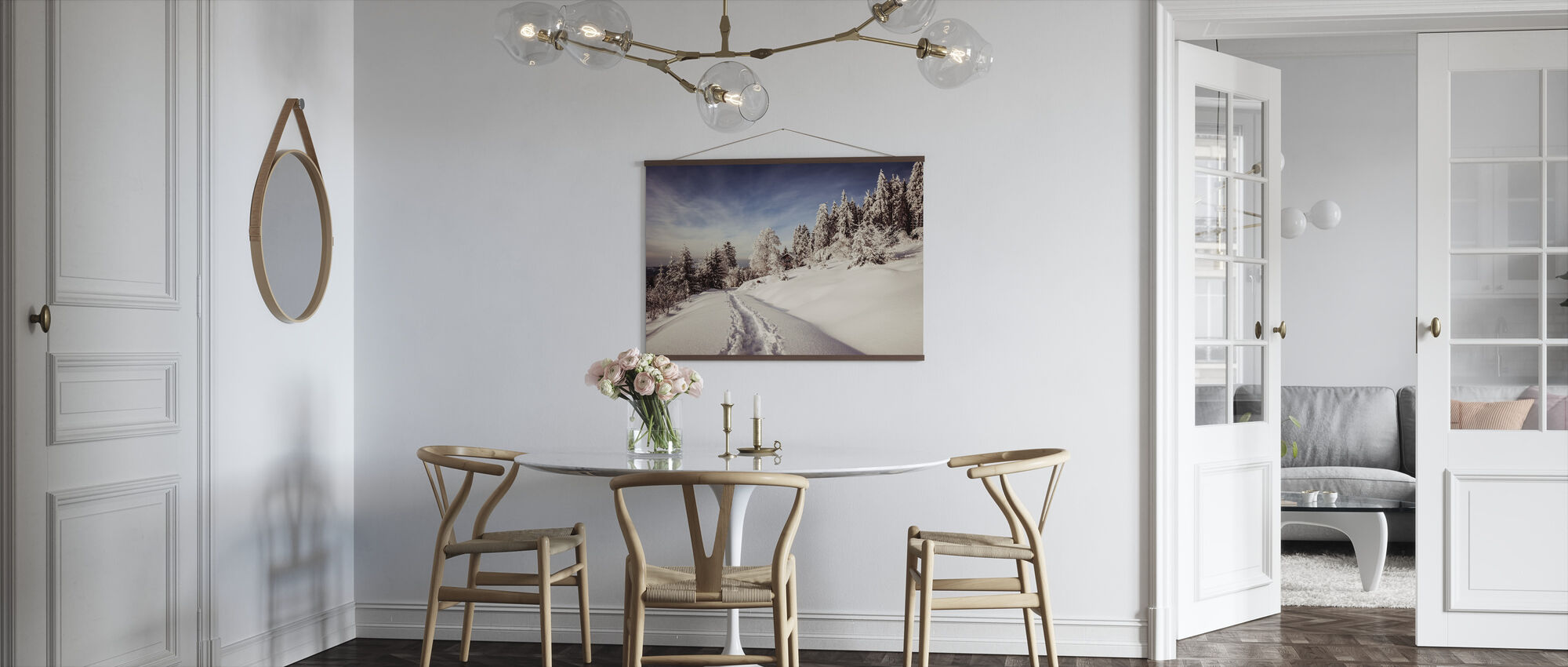 Long way Home - Poster - Kitchen