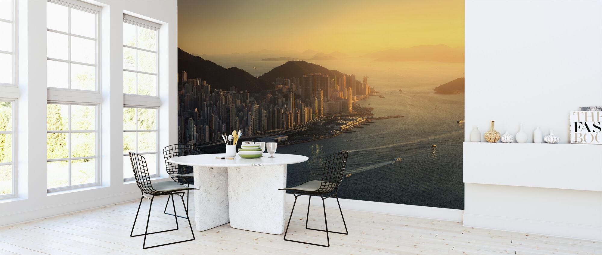 Hongkongin rannikko - Tapetti - Keittiö