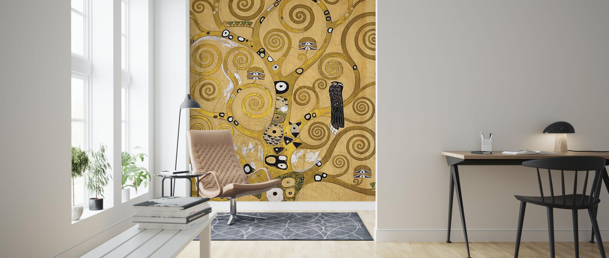 Klimt Gustav The Tree Of Life Affordable Wall Mural Photowall