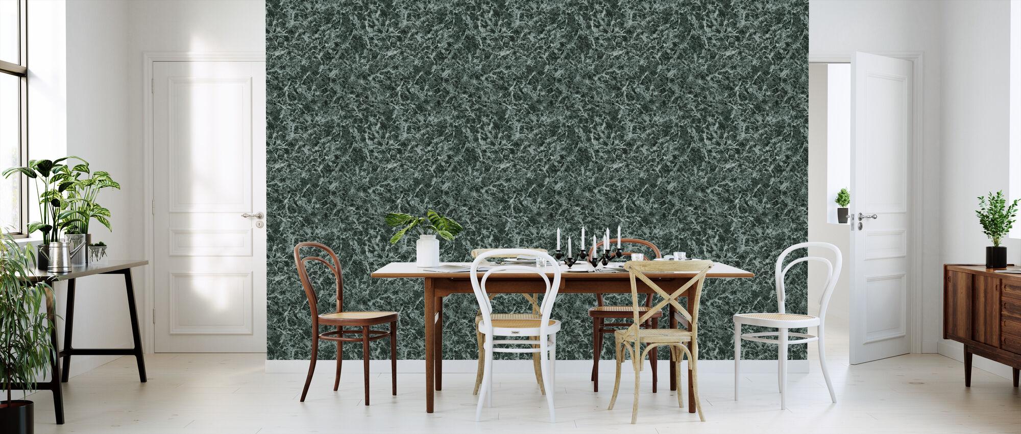 Green Marble - Wallpaper - Kitchen