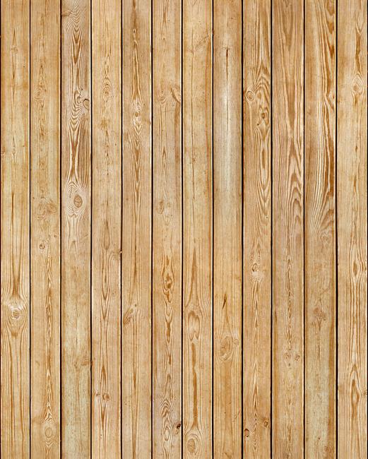 Wooden Plank Wall Fototapeter & Tapeter 100 x 100 cm
