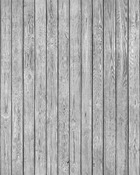 Tapet - Wooden Plank Wall - Grey