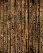 Tapet - Wooden Plank Wall - Burned