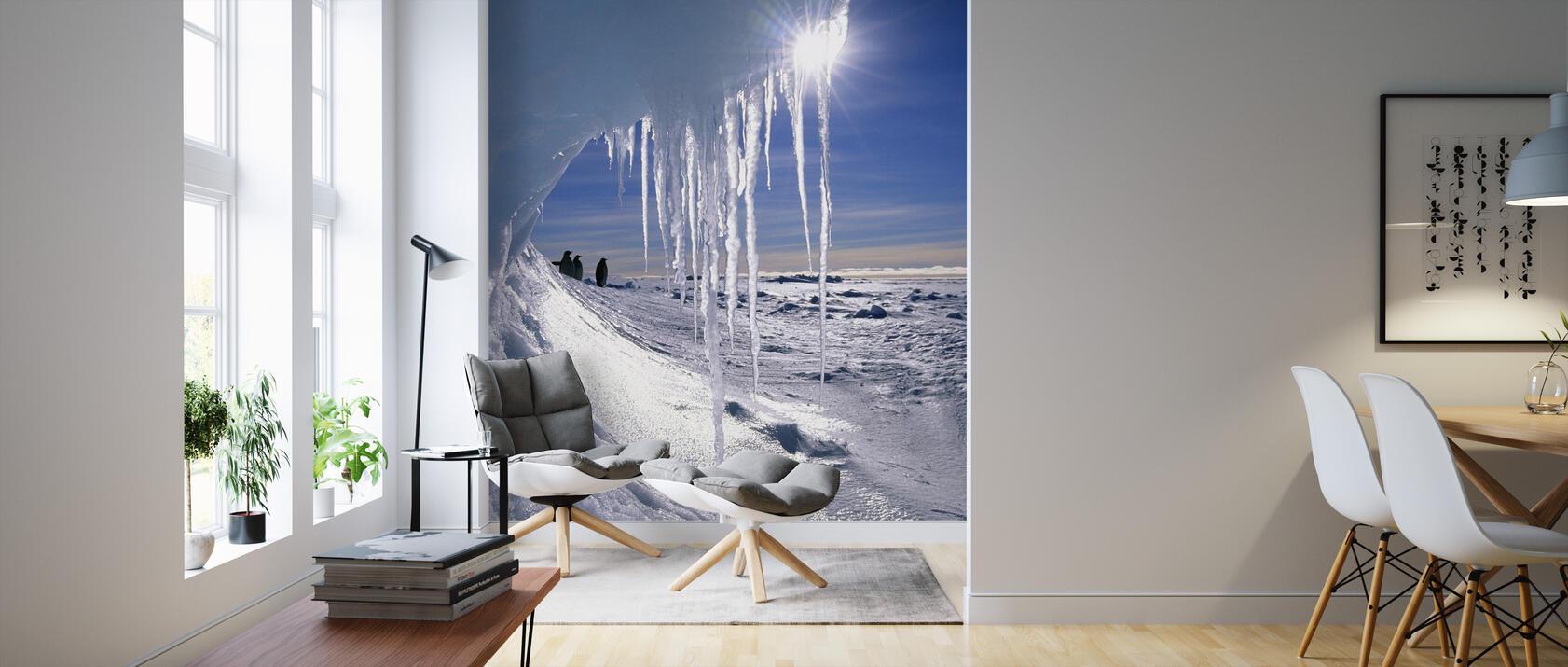 icicles fototapete nach ma photowall. Black Bedroom Furniture Sets. Home Design Ideas