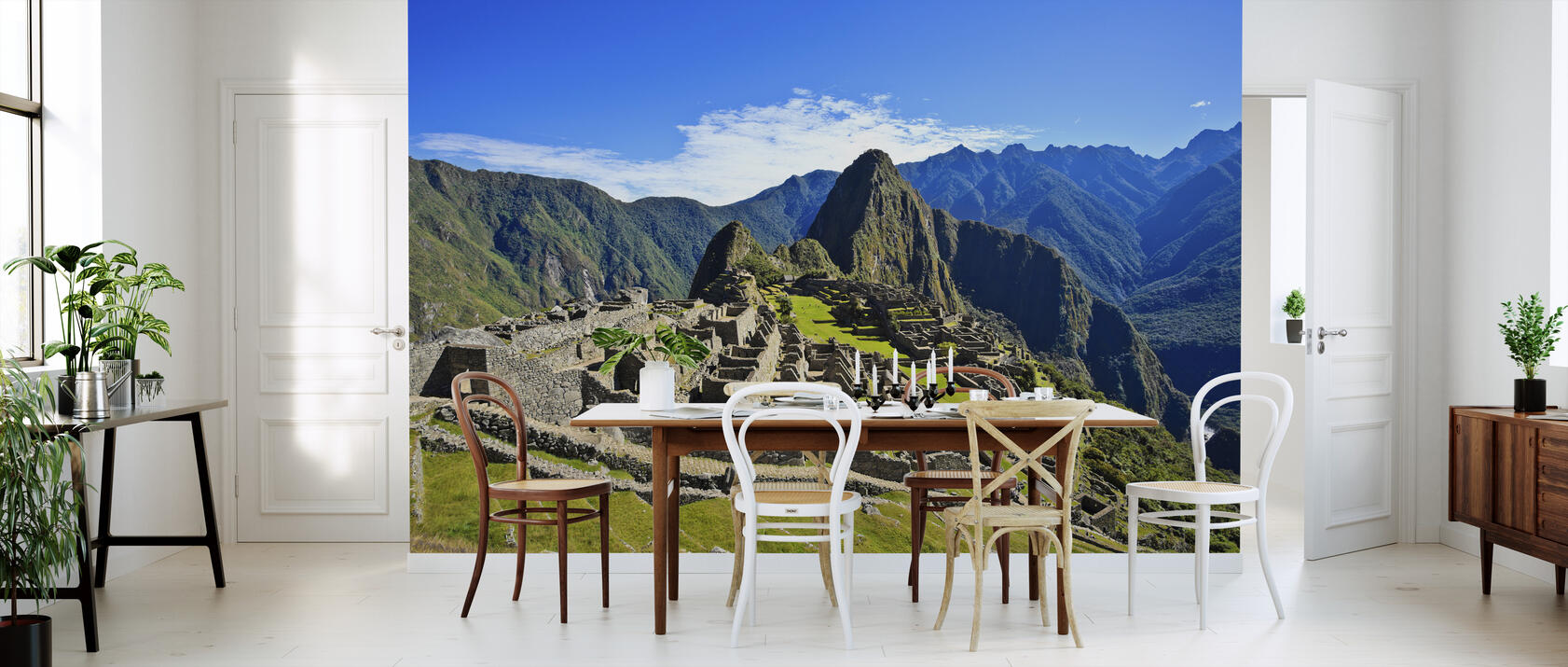 machu picchu fototapete nach ma photowall. Black Bedroom Furniture Sets. Home Design Ideas