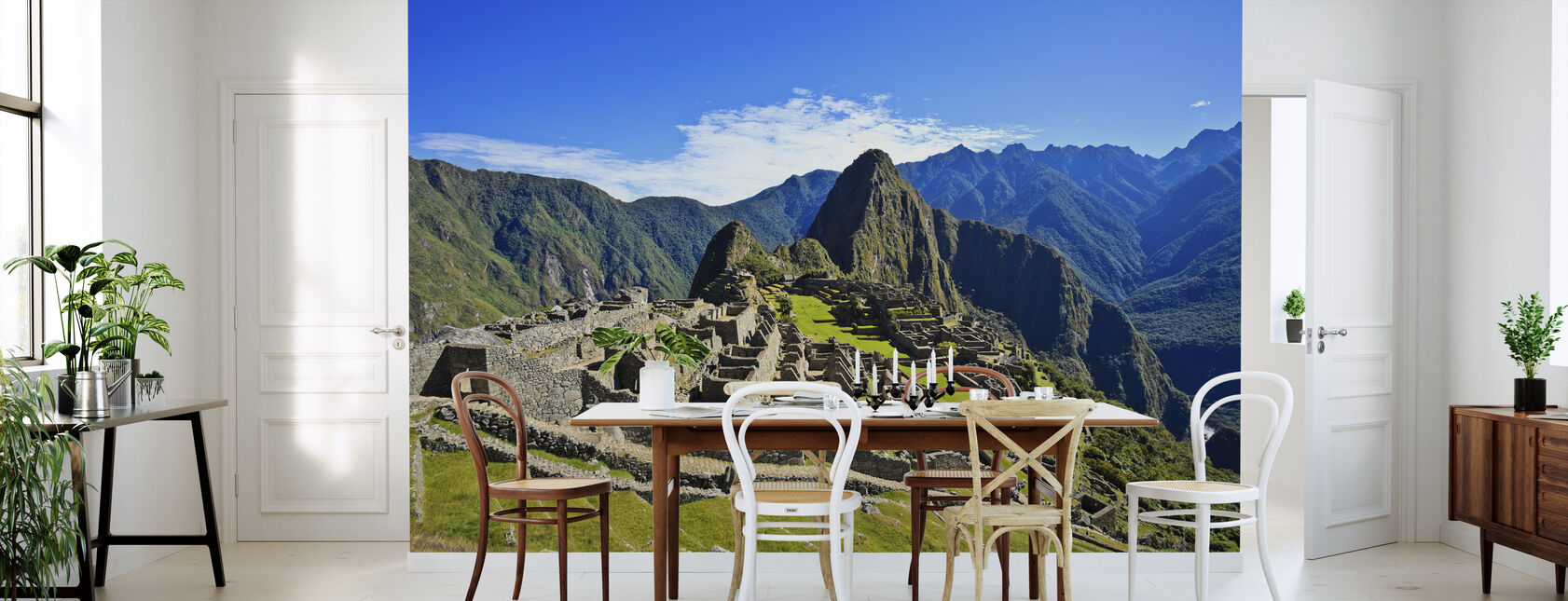Machu Picchu - Wallpaper - Kitchen