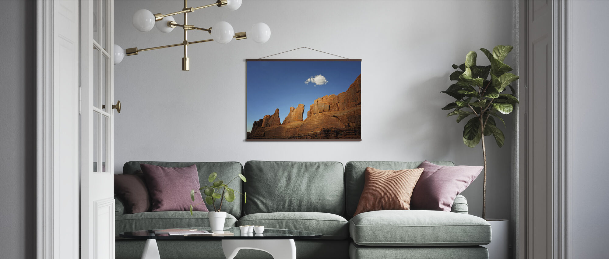 Arches National Park - Poster - Vardagsrum