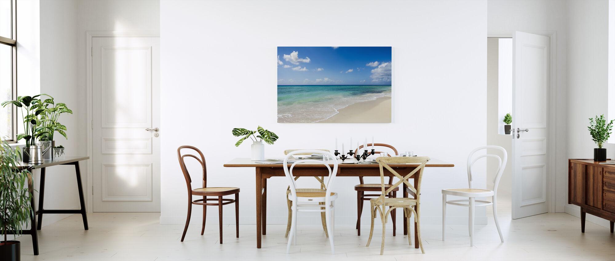 Caribbean Dream - Canvas print - Kitchen