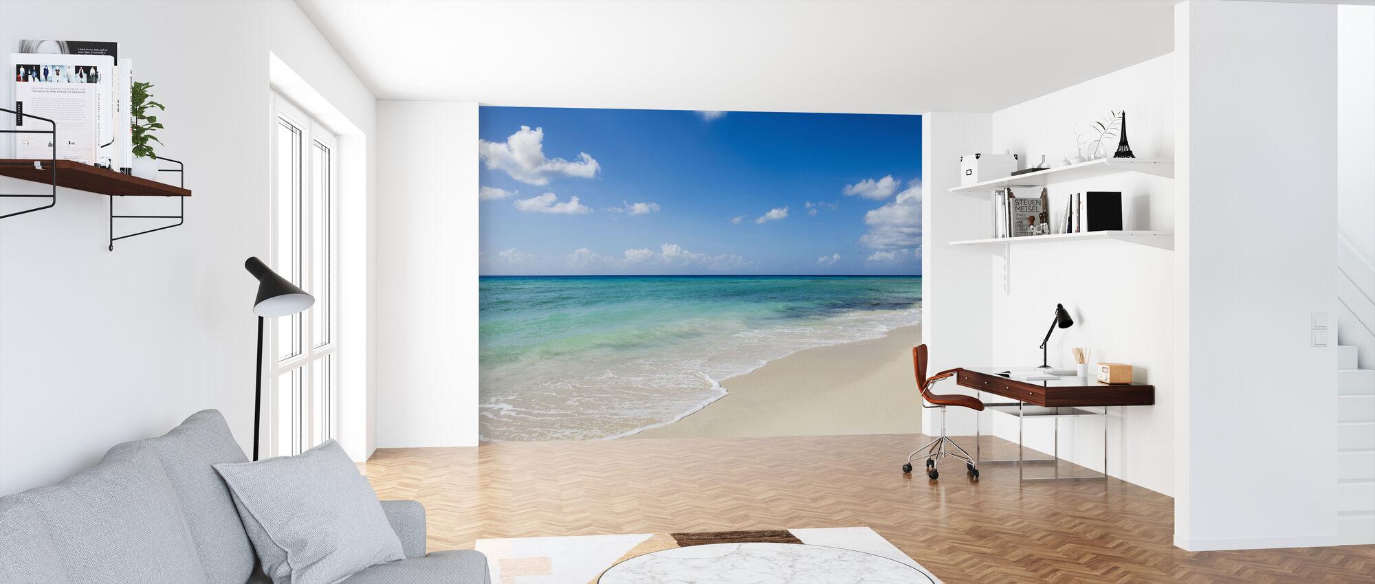 Caribische droom - Behang - Kantoor