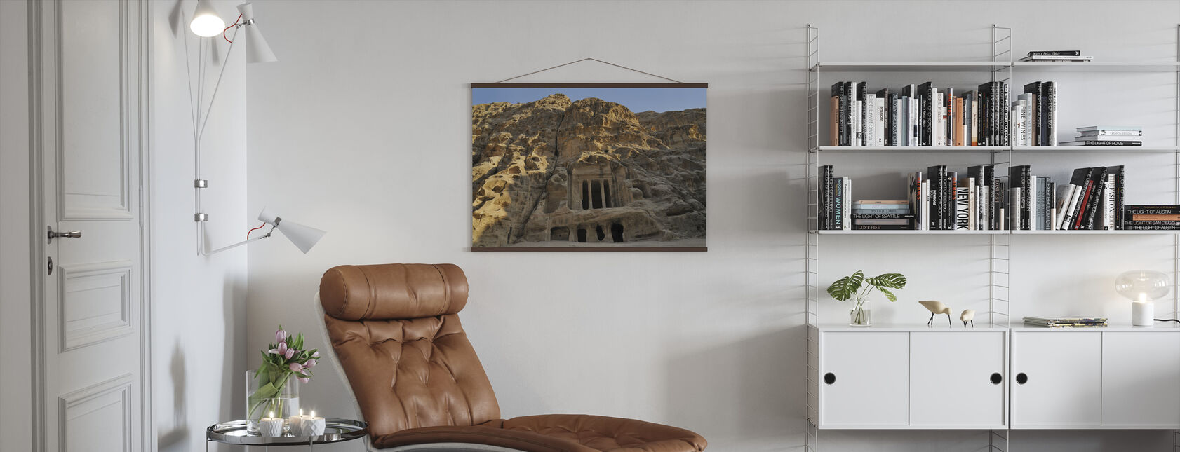 View of Petra - Poster - Living Room