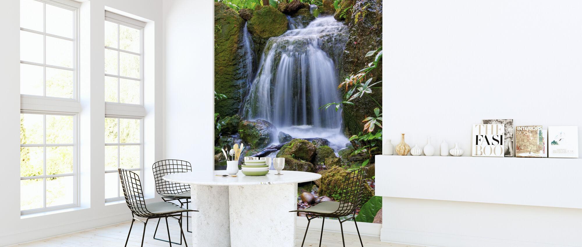 Secreto de la naturaleza - Papel pintado - Cocina
