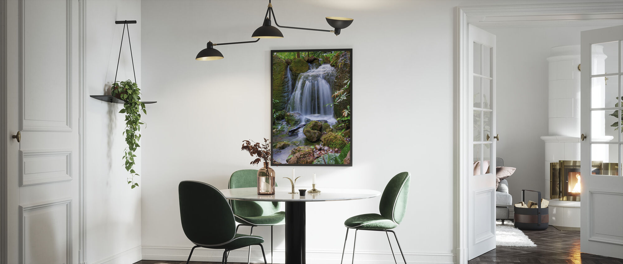 Natures Secret - Framed print - Kitchen