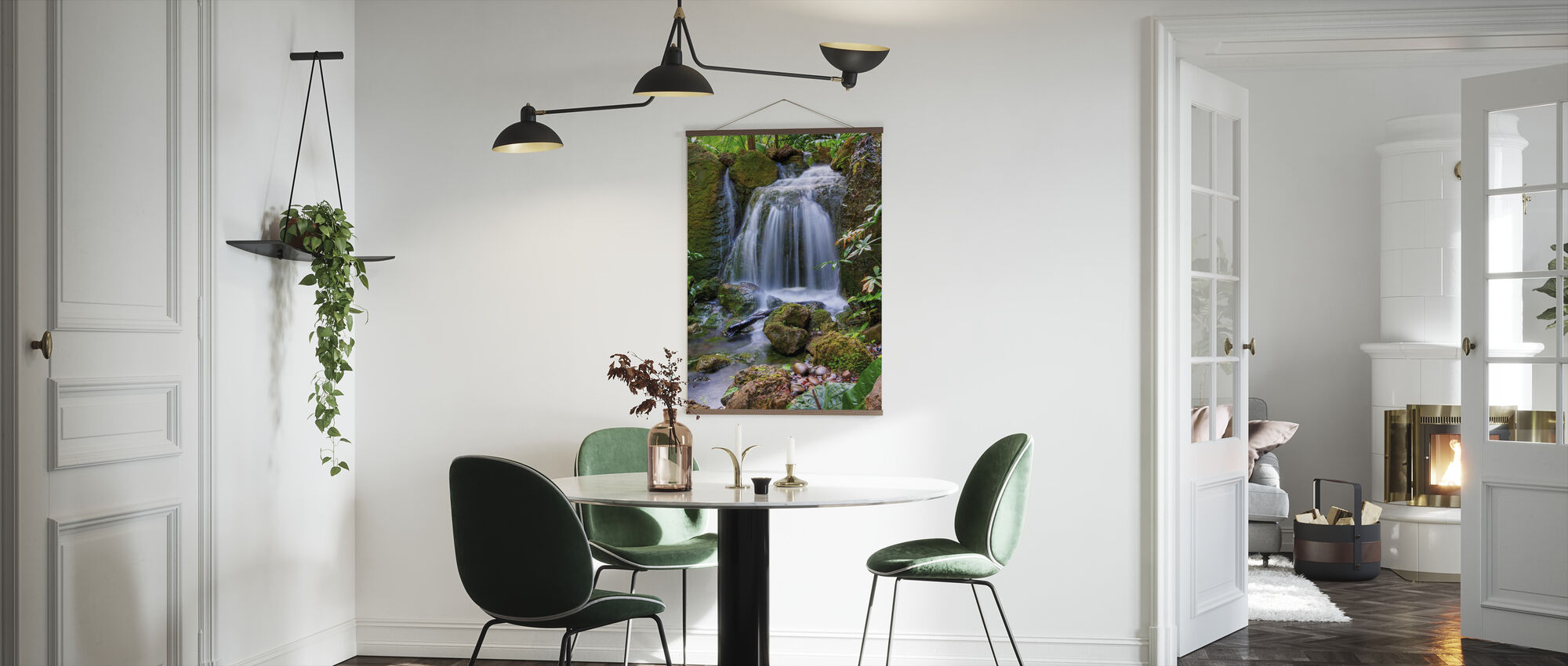 Natures Secret - Poster - Kitchen
