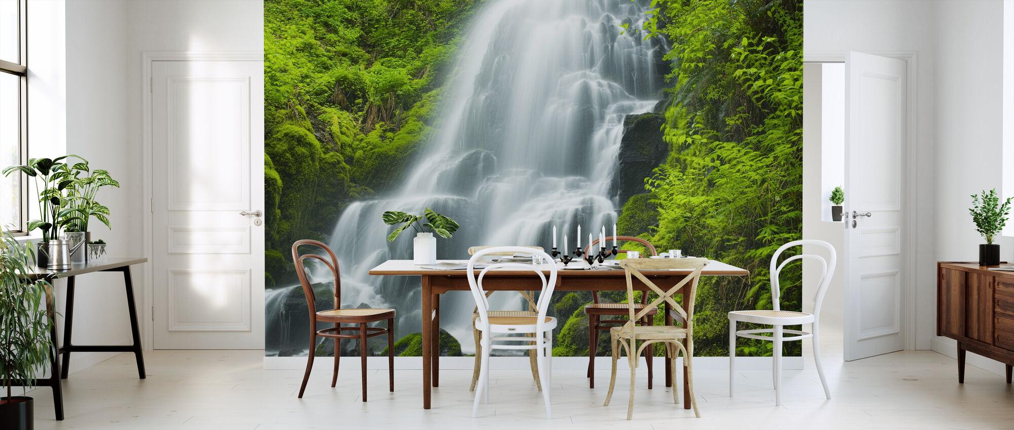 fairy falls fototapete nach ma photowall. Black Bedroom Furniture Sets. Home Design Ideas