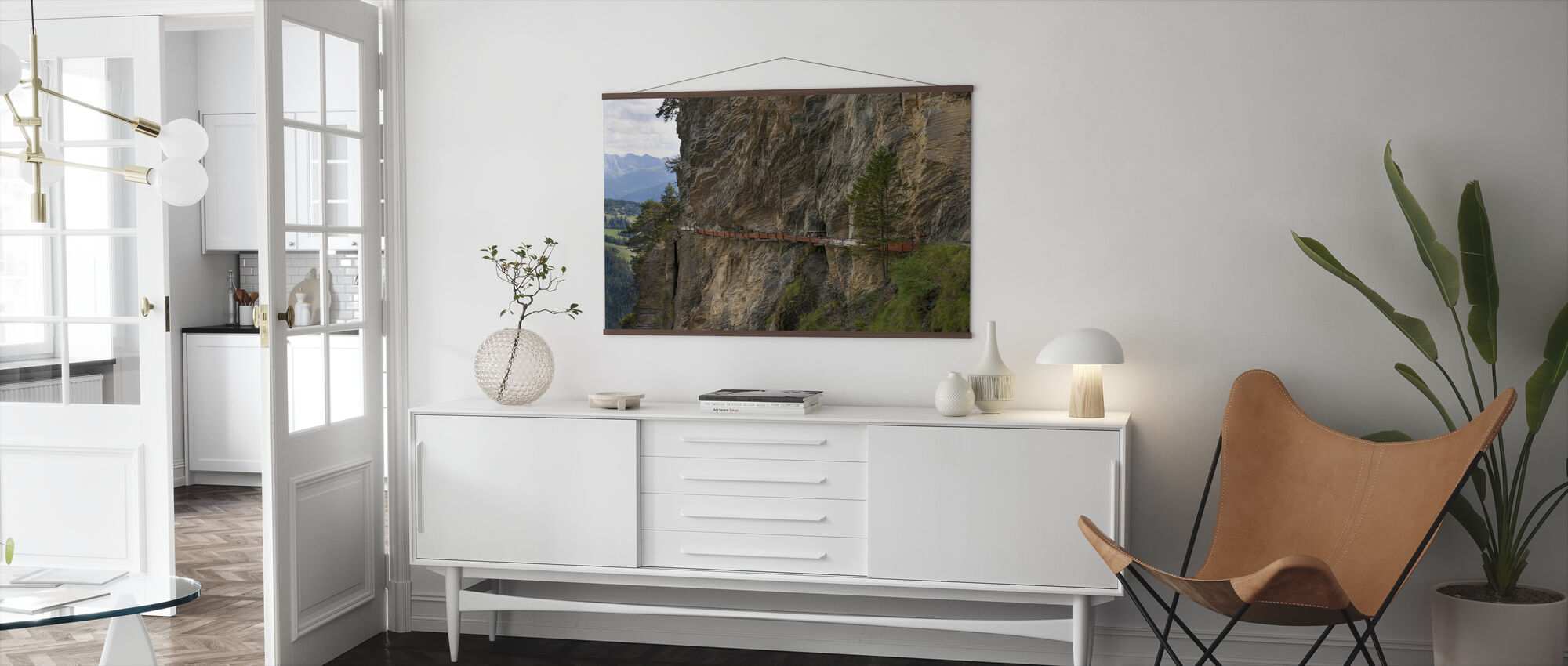 Irrigation Channel - Poster - Living Room