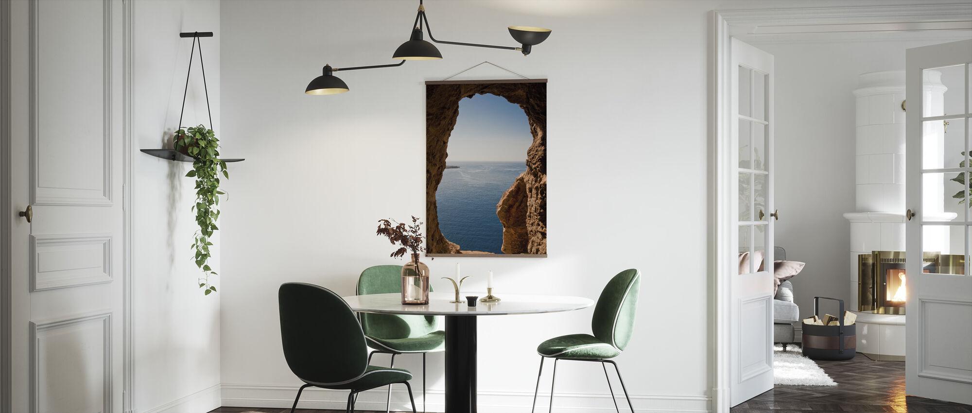 Menorcan Seascape - Poster - Kitchen