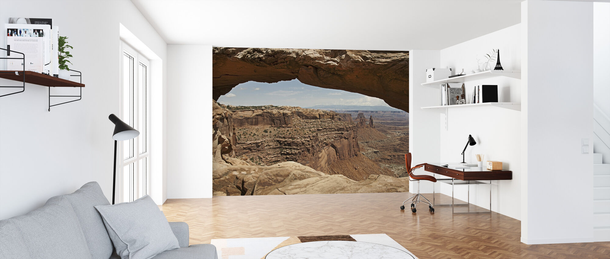 Mesa Arch - Wallpaper - Office