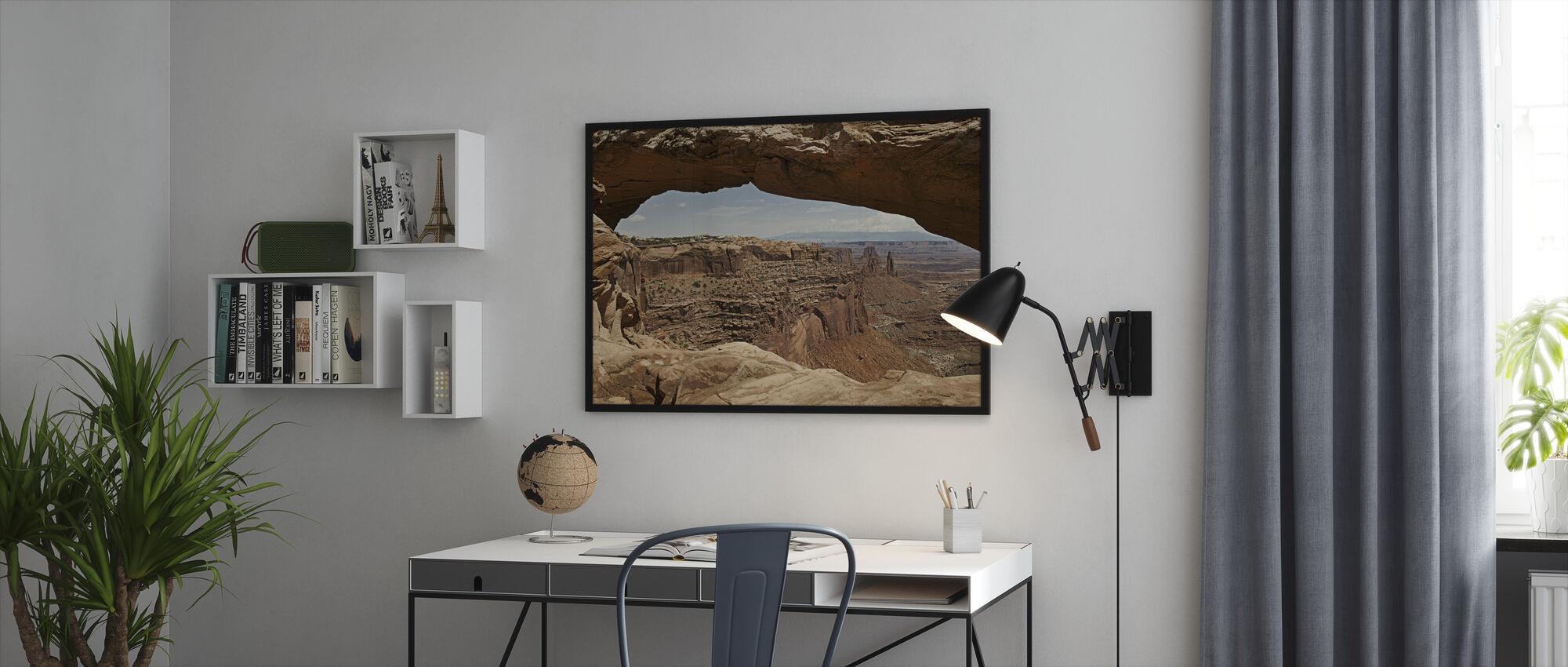 Mesa Arch - Kehystetty kuva - Toimisto