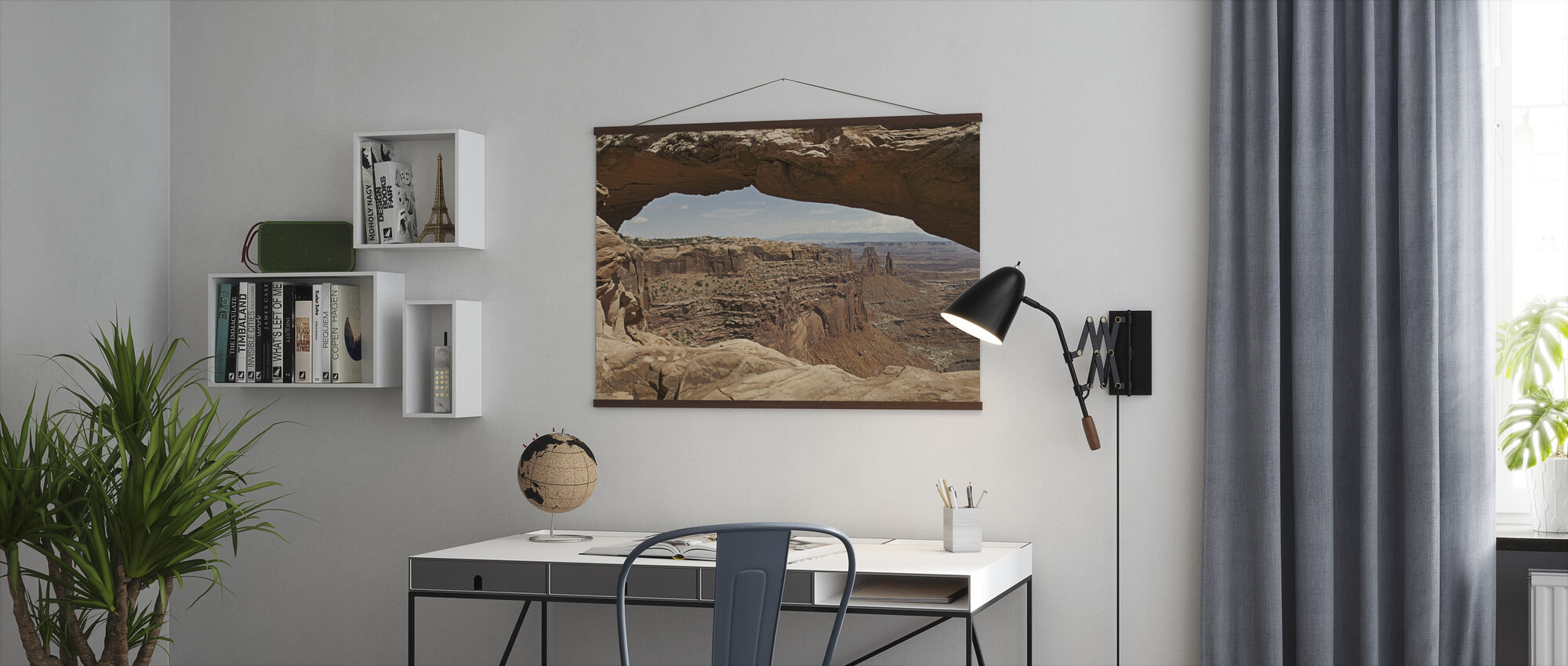 Mesa Arch - Poster - Office
