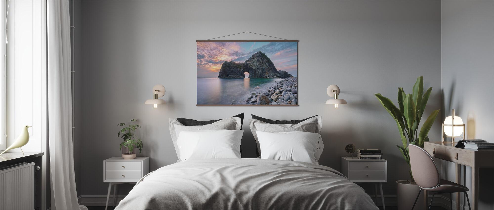 Rock Gate Senganmon - Poster - Slaapkamer