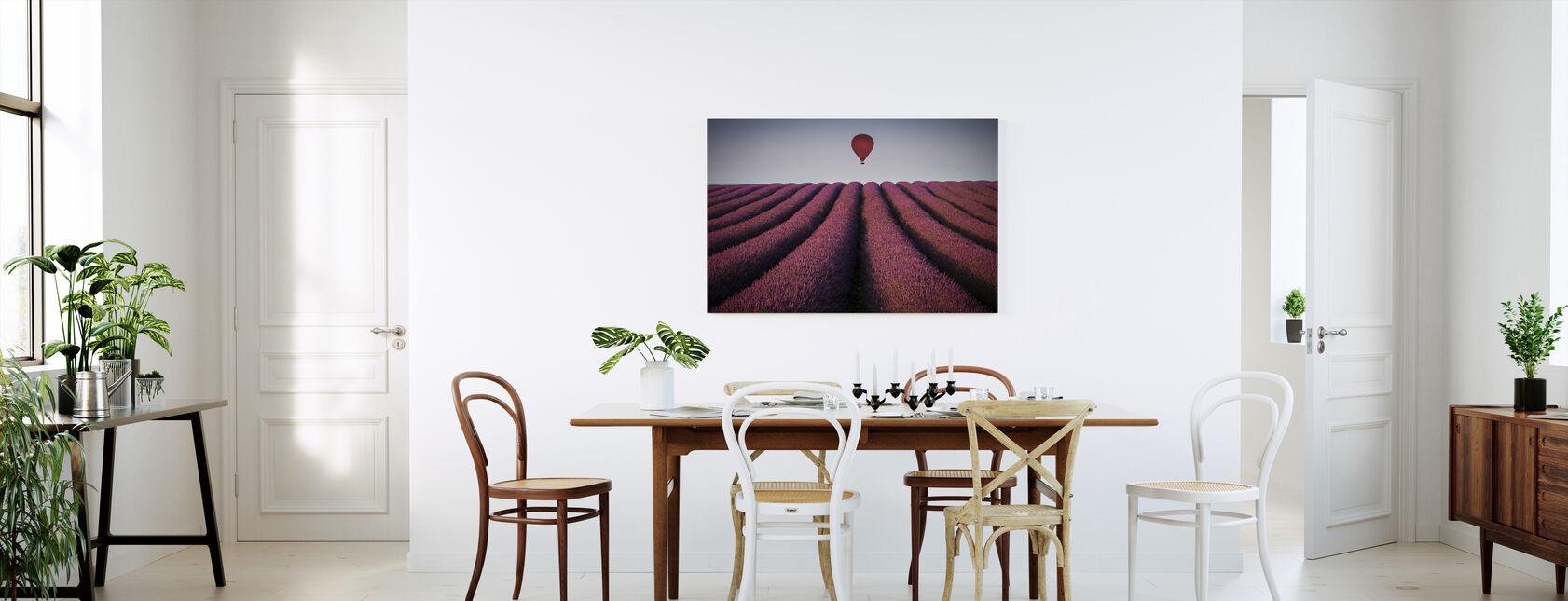 Flying High - Canvas print - Kitchen