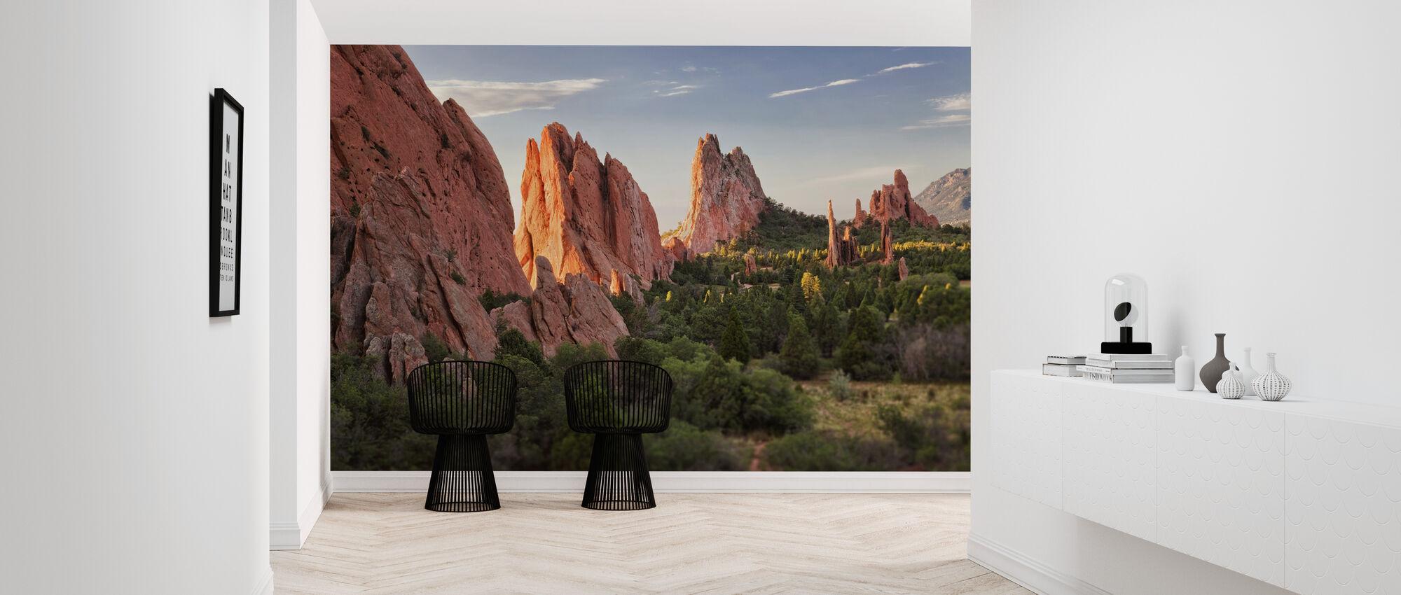 Garden of Gods, Colorado Springs - Wallpaper - Hallway