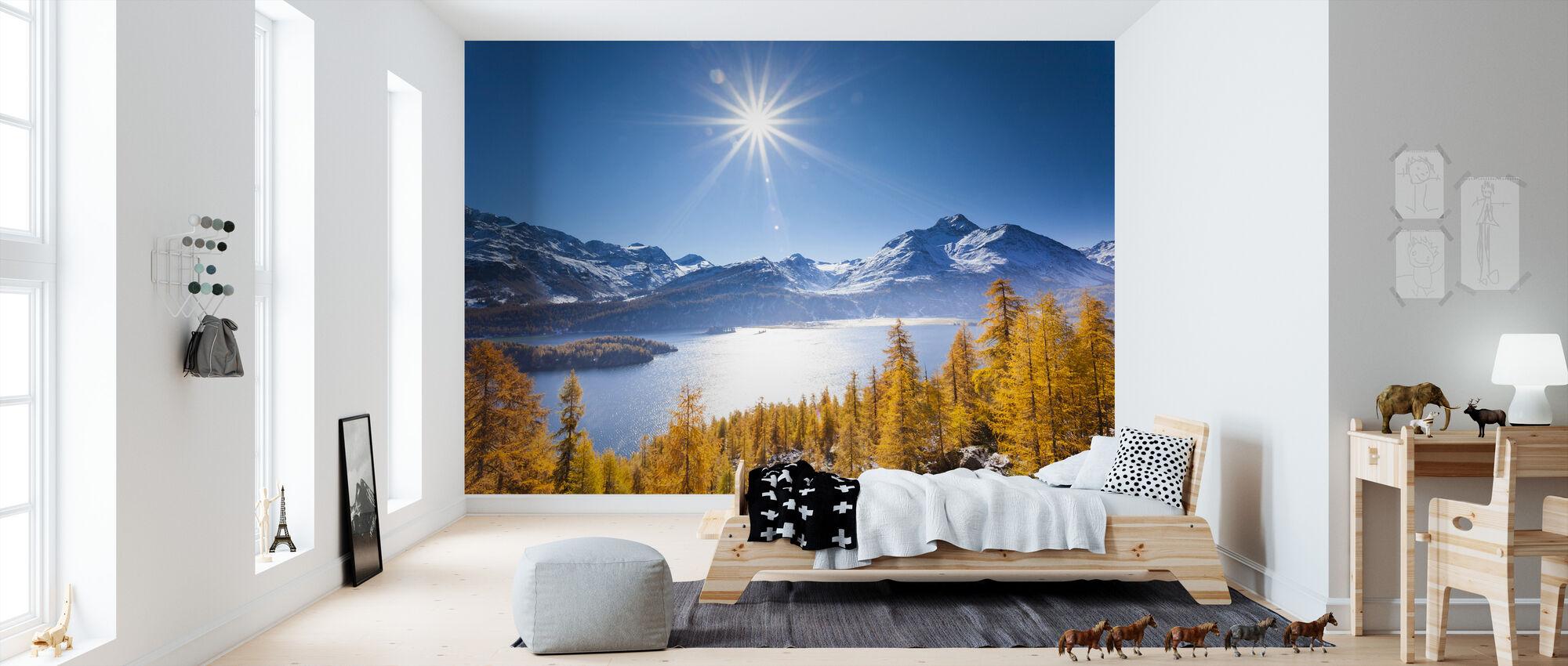 graubunden switzerland fototapete nach ma photowall. Black Bedroom Furniture Sets. Home Design Ideas